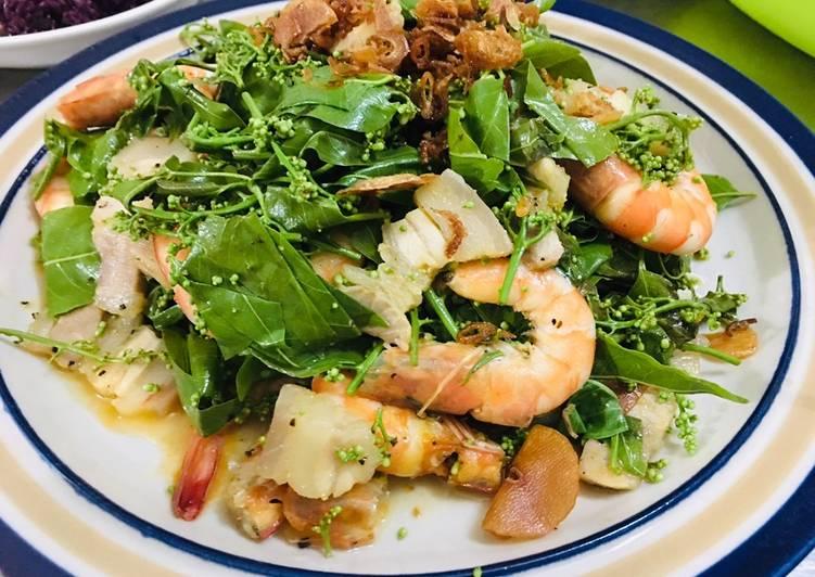 Gỏi sầu đâu là một trong những món ăn đặc sản của vùng đất An Giang