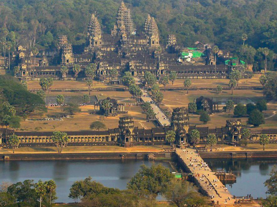 Quần thể di tích Angkor