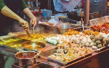 Điểm danh những thành phố có ẩm thực đường phố ngon nhất châu Á