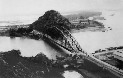 Minh chứng cho lịch sử Việt Nam – Cầu Hàm Rồng sông Mã