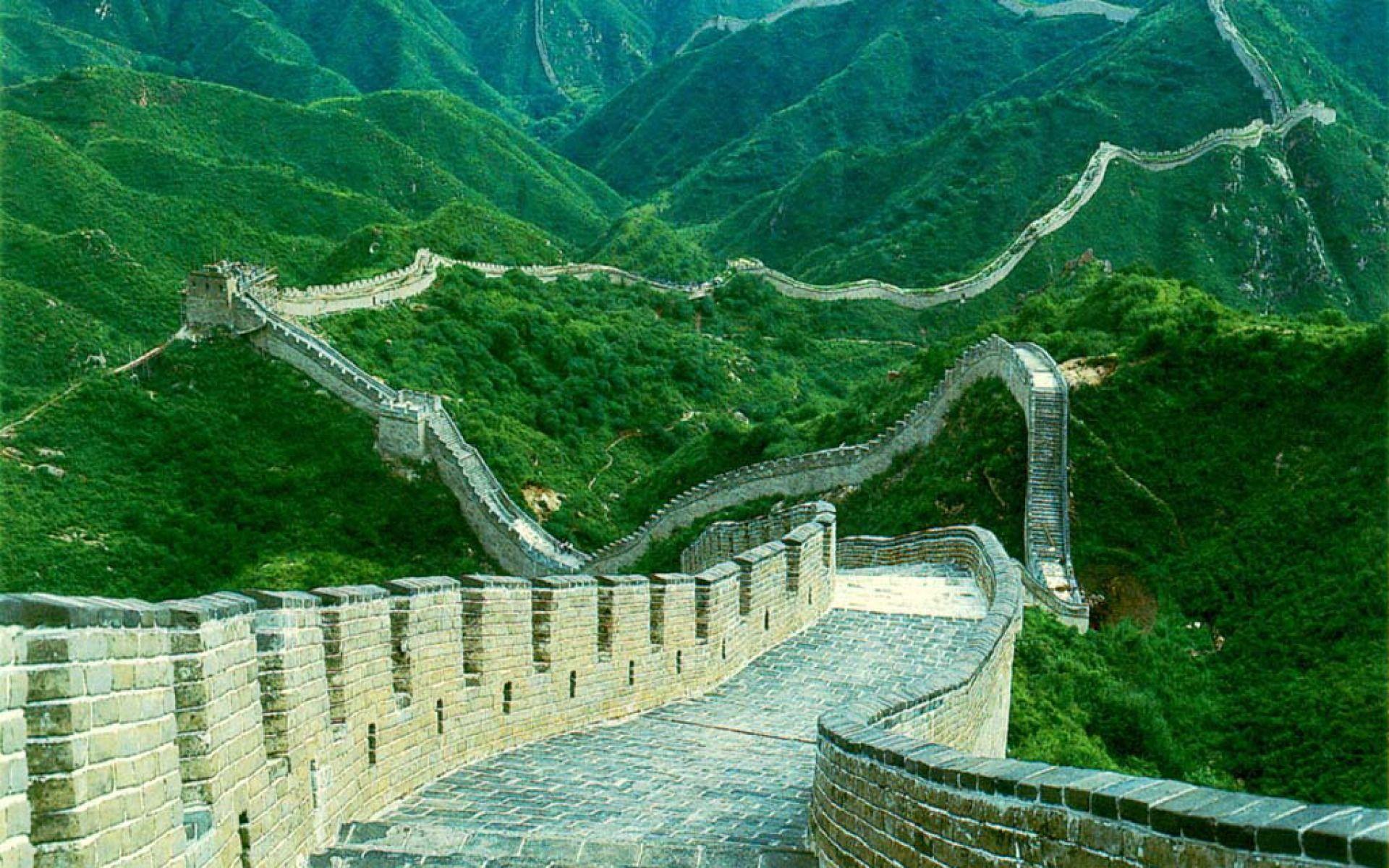 Công trình Vạn Lý Trường Thành, Trung Quốc