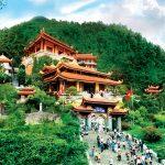 Thiền viện Trúc Lâm Yên Tử - nơi giao thoa giữa lịch sử và hiện đại