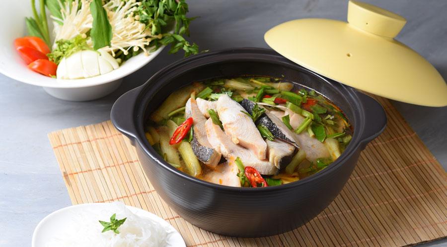 Mỗi món ăn đều thể hiện nét văn hóa tinh thần của người Việt